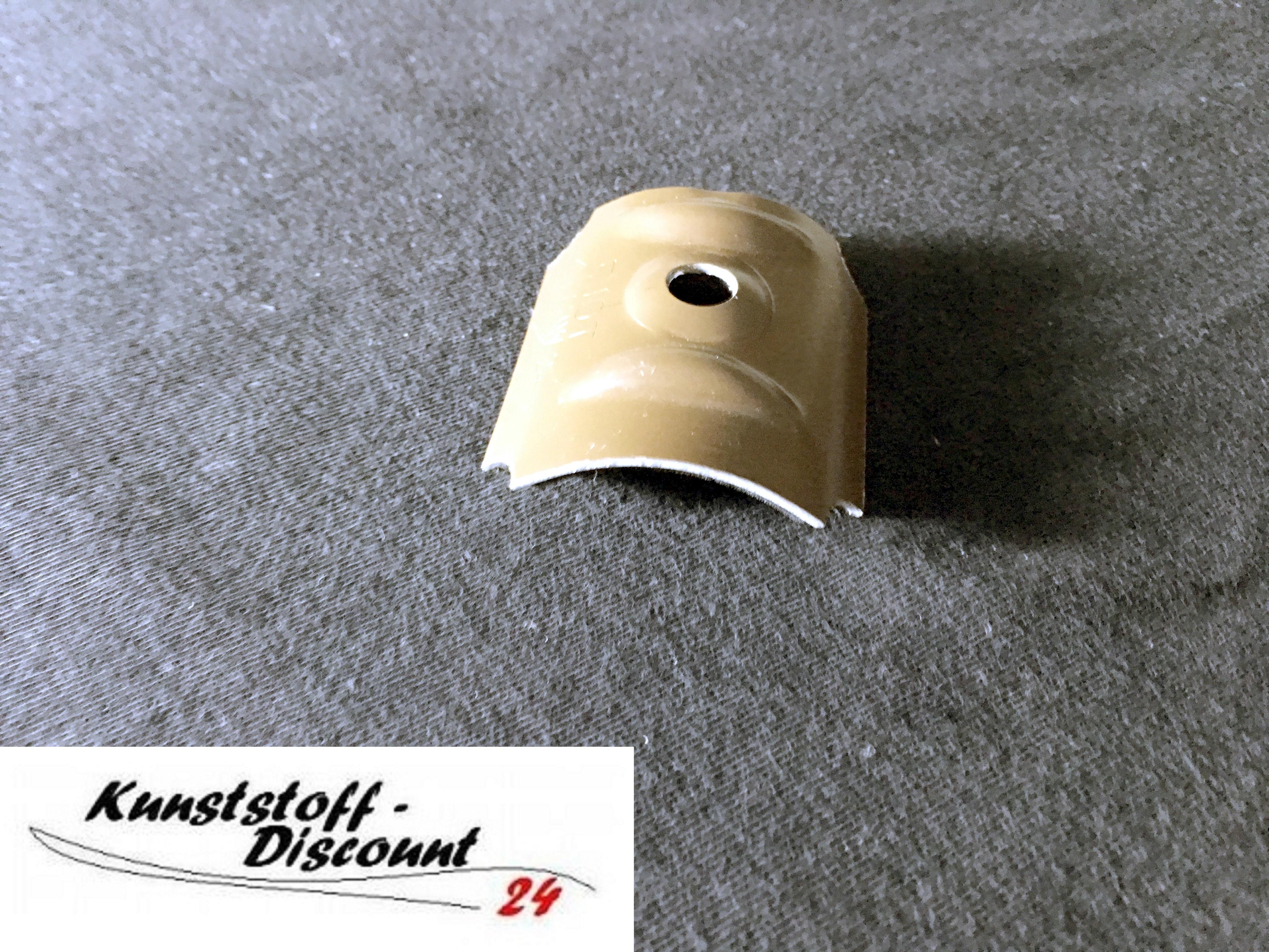 kalotte ejot sinus 76 18 mit dichtung ral 8014. Black Bedroom Furniture Sets. Home Design Ideas